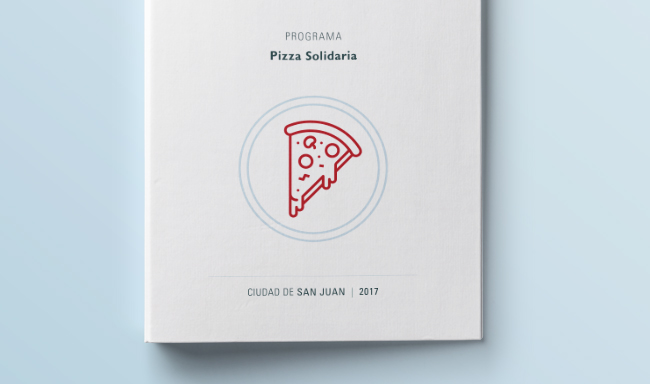 Portada Pizza solidaria